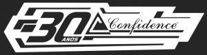 Selo 30anos Horizontal - Contabilidade na Mooca - SP | Confidence Contabilidade